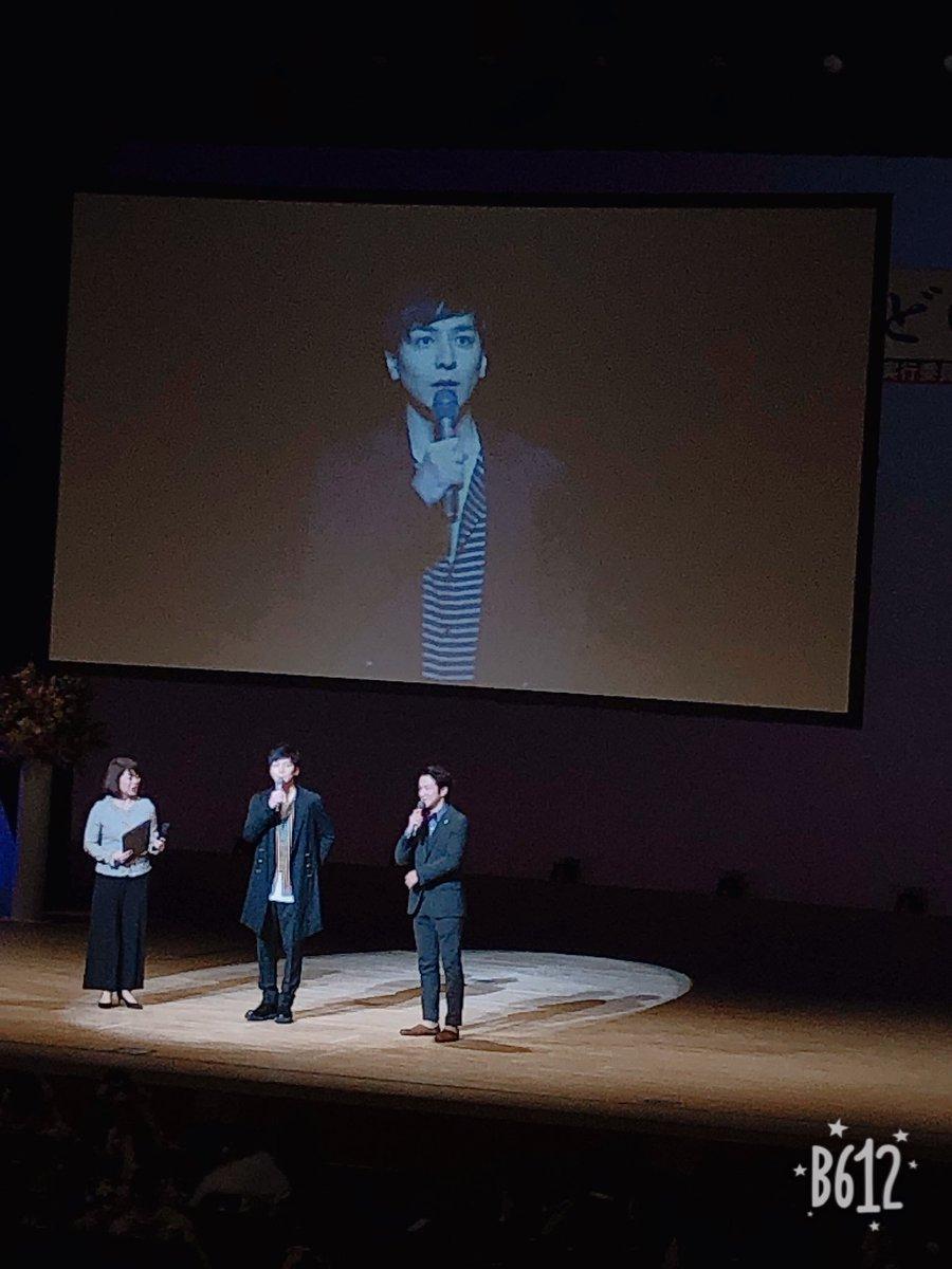 生田斗真が鹿児島市の成人式にサプライズ登場 冷え切っていた会場を一瞬で興奮状態に