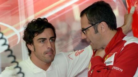 アロンソのフェラーリ復帰はなさそう