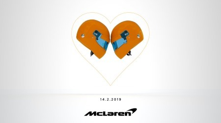 マクラーレンMCL34の発表日が決定