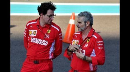 アリバベーネがフェラーリの代表を更迭