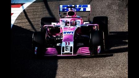 レーシングポイント「2019F1マシンは数秒遅くなる」