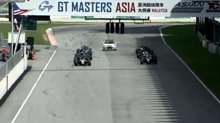 ティクタム、アジアF3ウィンターシリーズ第2戦も散々な結果