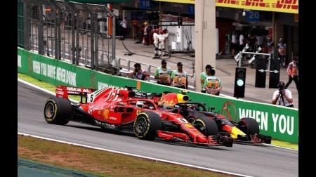 レッドブルとフェラーリのドライバー待遇
