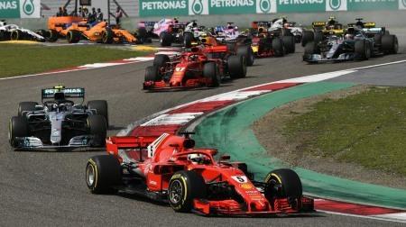 中国で年間2レースF1を開催か?