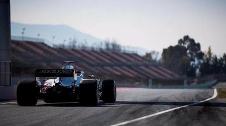 F1のウィンターテストを配信してほしいマン登場