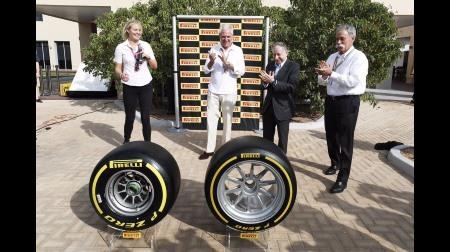 F1タイヤの18インチ化でブレーキはどう変わる?