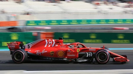 フェラーリの2019マシンの名称