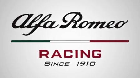 アルファロメオ・ザウバーからアルファロメオ・レーシングに変更
