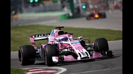 フォースインディアはレーシングポイントが正式名称になる模様