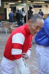 190101 2019年川崎競馬初日騎手お出迎え-06