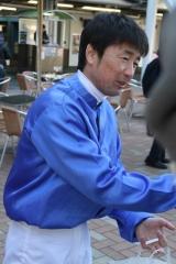 190101 2019年川崎競馬初日騎手お出迎え-07