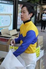 190101 2019年川崎競馬初日騎手お出迎え-08
