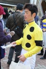 190101 2019年川崎競馬初日騎手お出迎え-11