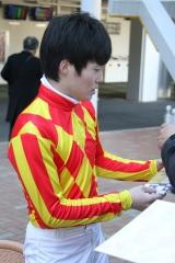 190101 2019年川崎競馬初日騎手お出迎え-15