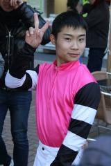 190101 2019年川崎競馬初日騎手お出迎え-16