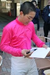 190101 2019年川崎競馬初日騎手お出迎え-17