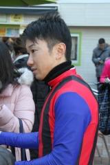 190101 2019年川崎競馬初日騎手お出迎え-19