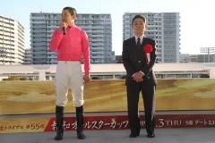 190101 櫻井光輔騎手2018YJS総合優勝報告会-02