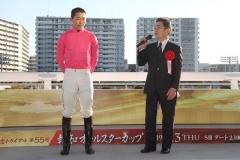 190101 櫻井光輔騎手2018YJS総合優勝報告会-04