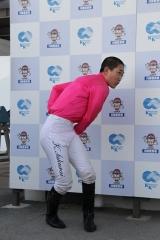 190101 櫻井光輔騎手2018YJS総合優勝報告会-10