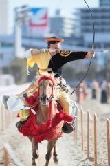 190103 川崎競馬流鏑馬騎射式-09