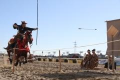 190103 川崎競馬流鏑馬騎射式-10