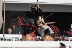 190103 川崎競馬流鏑馬騎射式-13