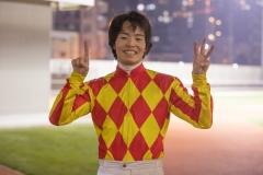 瀧川寿希也騎手1開催13勝達成時