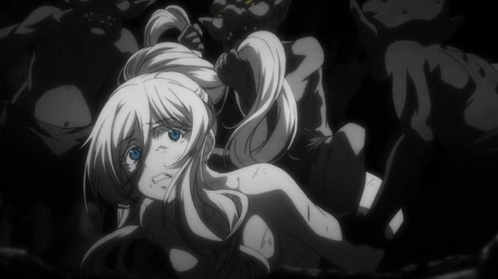 【ゴブリンスレイヤー】 第9話 キャプ感想 ゴブリンに凌辱された剣の乙女さん… 夢の中でもゴブスレさんはゴブリン倒しに来る!?ww