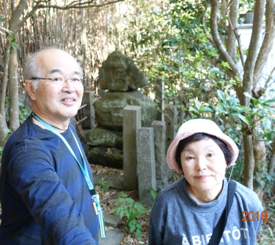 三浦義村墓