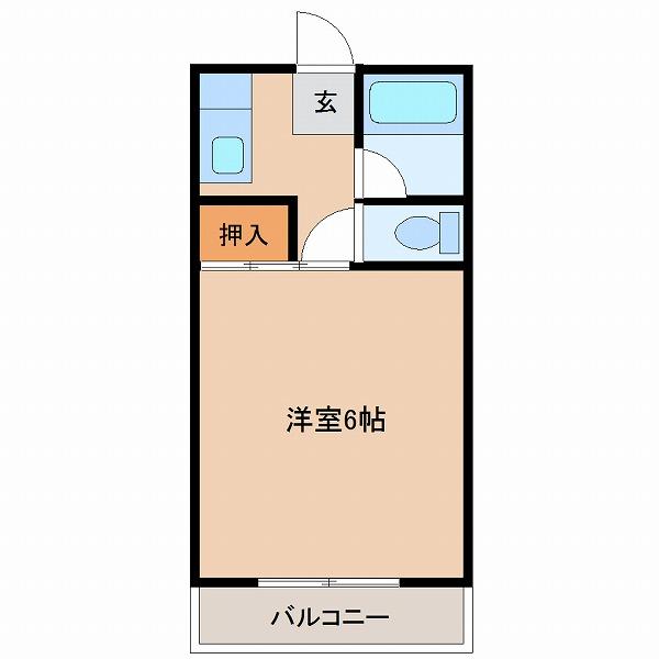 エレメント神宮東Ⅱ(102)