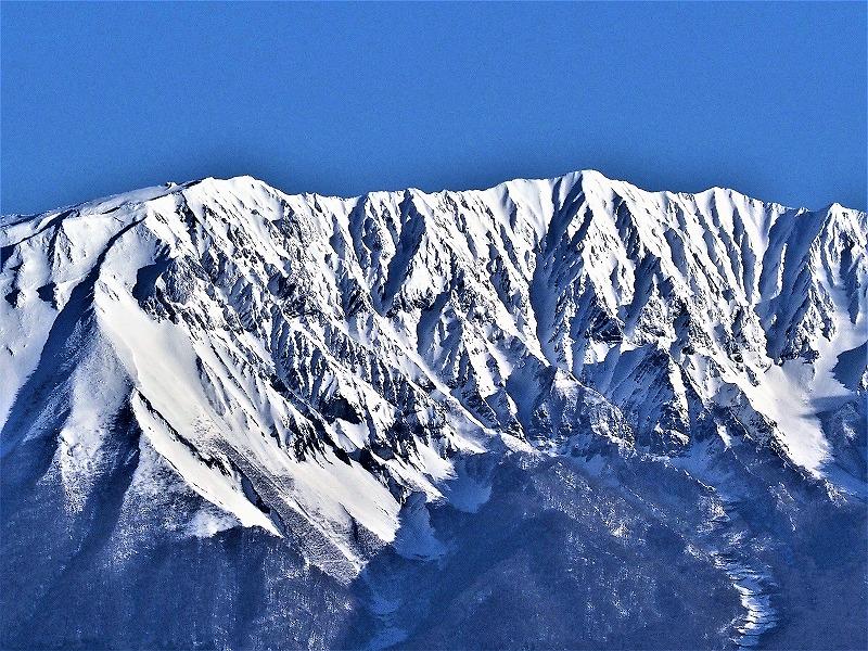 明智峠からの大山3