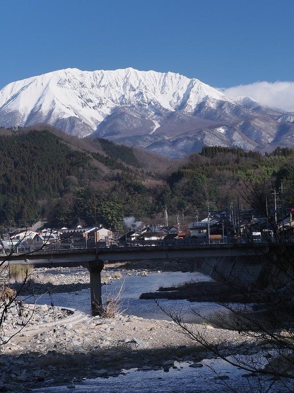 日野川と大山2t