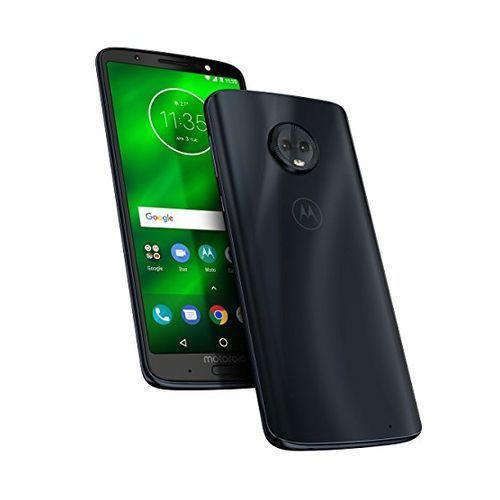 スマートフォン (Moto G6 Plus)