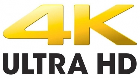「4K ULTRA HD」ロゴ
