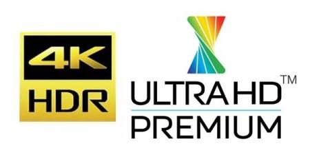 「Ultra HDプレミアム」ロゴ