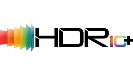「HDR10+」ロゴ