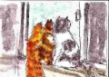龍猫家のネコ (4)