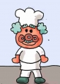 麺麭ジャムおじさん