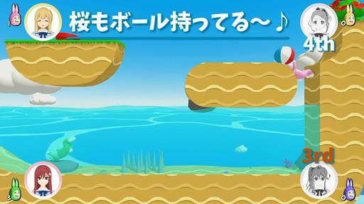 22/7 藤間桜→藤間桜 呼称