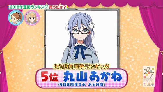 22/7 丸山あかね 誕生日・星座