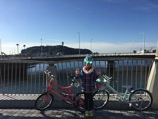 港南台江ノ島サイクリング