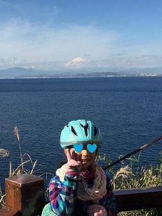 江ノ島富士山