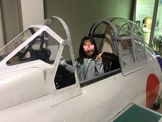航空科学博物館ゼロ戦