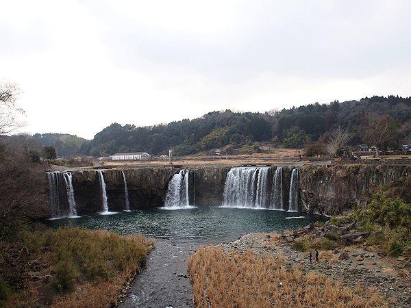 原尻の滝07