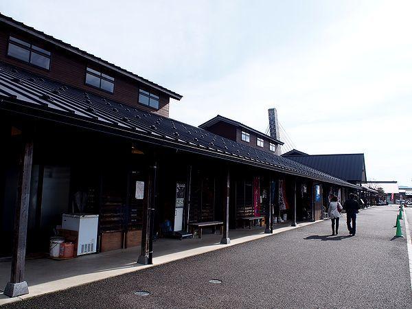 道の駅「氷見」
