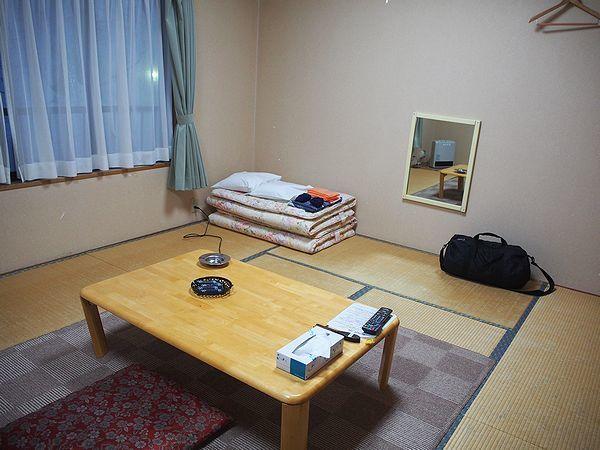 新高湯温泉吾妻屋旅館