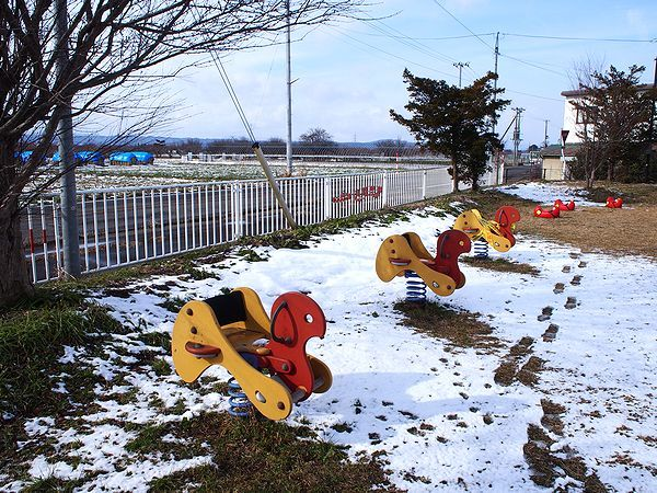 赤べこ公園