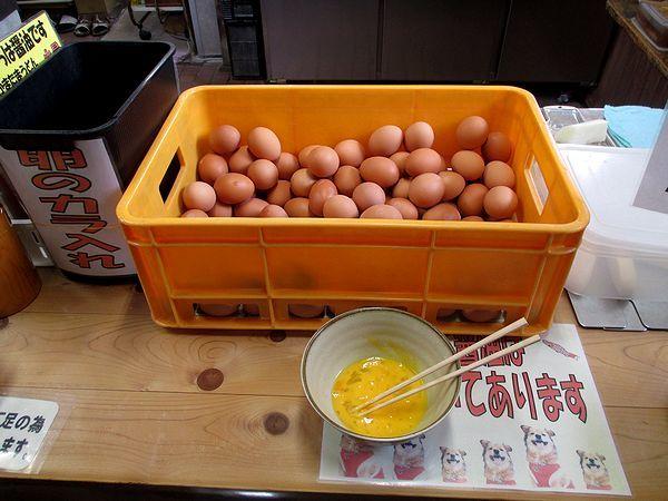 なかむらの卵