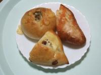 11/16 解禁したパン
